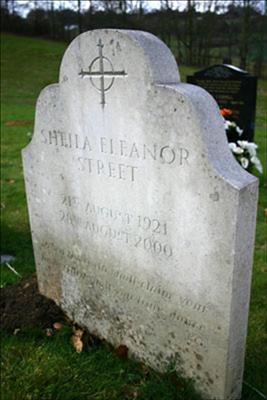 Sheila Eleanor Street Memorial