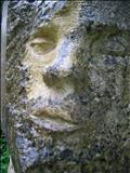 Head III - stage II by John Joekes, Sculpture, Limestone