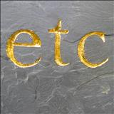 etc by John Joekes, Sculpture, Slate with Gold Leaf